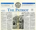 The Patriot Vol. 29 no. 3 (4)