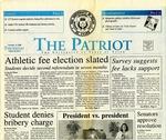 The Patriot Vol. 29 no. 6