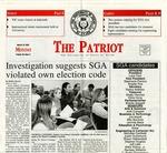 The Patriot Vol. 30 no. 2 (4)