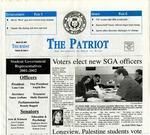 The Patriot Vol. 30 no. 4 (5)