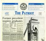 The Patriot Vol. 30 no. 8 (2001)