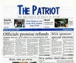 The Patriot Vol. 31 no. 2