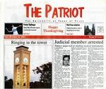 The Patriot Vol. 31 no. 7 (2001)