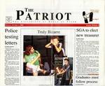 The Patriot Vol. 33 no. 4
