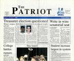 The Patriot Vol. 33 no. 5 (2002)
