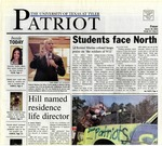 The Patriot Vol. 34 no. 8  (2004)