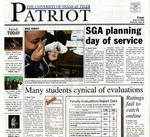 The Patriot Vol.34 No.10 (11) (2004) by Archives Account