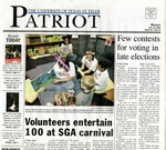 The Patriot Vol. 34 No. 12 (2004)