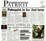 The Patriot Vol.34 No.13 (2004)