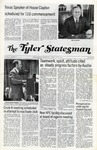 The Tyler Statesman Vol. 3 no. 3 by Tyler State College