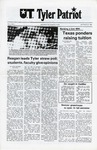 UT Tyler Patriot Vol. 8 no. 2 by University of Texas at Tyler