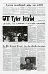 UT Tyler Patriot Vol. 9 no. 8 by University of Texas at Tyler