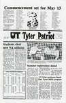 UT Tyler Patriot Vol. 10 no. 13