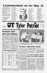UT Tyler Patriot Vol. 10 no. 13