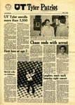 UT Tyler Patriot Vol. 12 no. 10