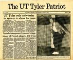 UT Tyler Patriot Vol. 13 no. 2