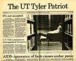UT Tyler Patriot Vol. 13 no. 3