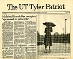UT Tyler Patriot Vol. 13 no. 4