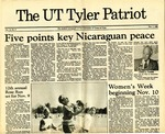 UT Tyler Patriot Vol. 13 no. 5