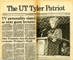 UT Tyler Patriot Vol. 13 no. 6