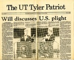 UT Tyler Patriot Vol. 13 no. 7