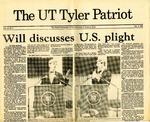 UT Tyler Patriot Vol. 13 no. 7