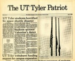 UT Tyler Patriot Vol. 14 no. 1