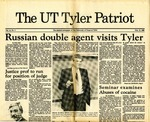 UT Tyler Patriot Vol. 14 no. 2