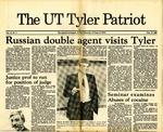 UT Tyler Patriot Vol. 14 no. 2