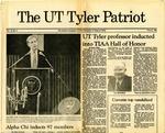UT Tyler Patriot Vol. 14 no. 3