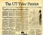 UT Tyler Patriot Vol. 14 no. 4
