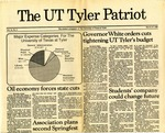 UT Tyler Patriot Vol. 14 no. 5