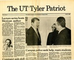 The UT Tyler Patriot Vol. 14 no. 6 by University of Texas at Tyler