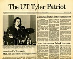 UT Tyler Patriot Vol. 15 no. 1