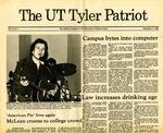 UT Tyler Patriot Vol. 15 no. 1