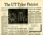 UT Tyler Patriot Vol. 15 no. 2
