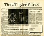UT Tyler Patriot Vol. 15 no. 2