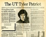 UT Tyler Patriot Vol. 15 no. 3