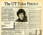 UT Tyler Patriot Vol. 15 no. 3