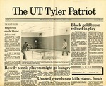 UT Tyler Patriot Vol. 15 no. 4
