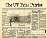 UT Tyler Patriot Vol. 15 no. 4