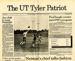 UT Tyler Patriot Vol. 15 no. 5