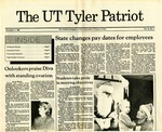 UT Tyler Patriot Vol. 15 no. 7