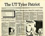 UT Tyler Patriot Vol. 15 no. 7