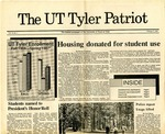 UT Tyler Patriot Vol. 16 no. 1