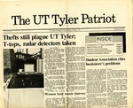 UT Tyler Patriot Vol. 16 no. 2