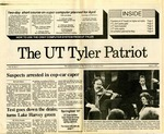 UT Tyler Patriot Vol. 16 no. 5 (6)