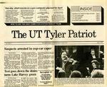 UT Tyler Patriot Vol. 16 no. 5 (6)