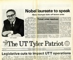 UT Tyler Patriot Vol. 17 no. 1