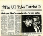 UT Tyler Patriot Vol. 17 no. 2